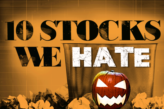 Stocks We Hate For October