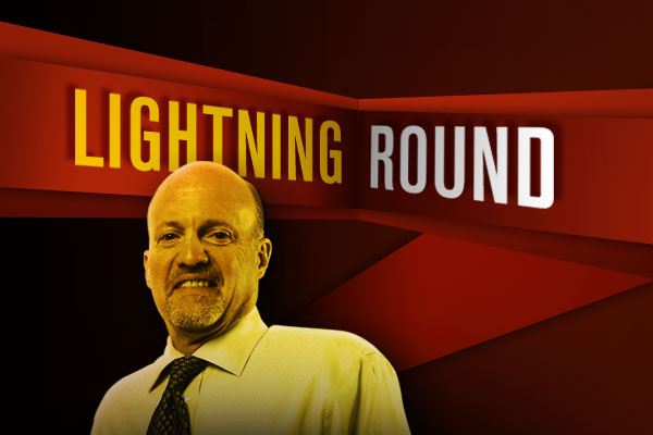 'Mad Money' Lightning Round: Buy, Buy, Buy Gilead Sciences