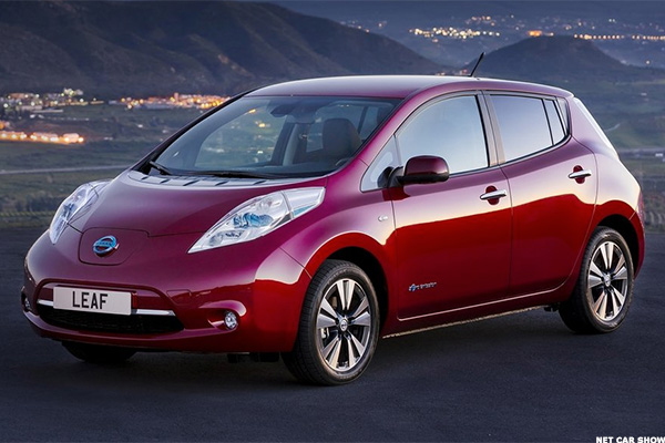 nissan leaf miles per charge executive car. Black Bedroom Furniture Sets. Home Design Ideas