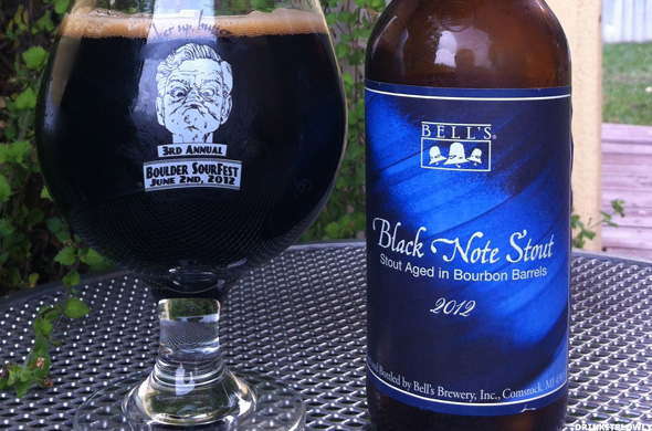 Bells Black Note Stout