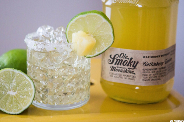 Moonshine Margarita Recipe