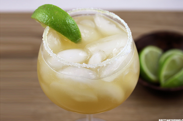 How to Make Classic 3-2-1 Margaritas