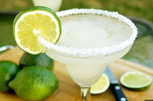 How to Make Top Shelf Margaritas