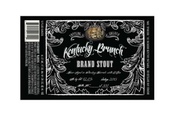 Toppling Goliath Kentucky Brunch