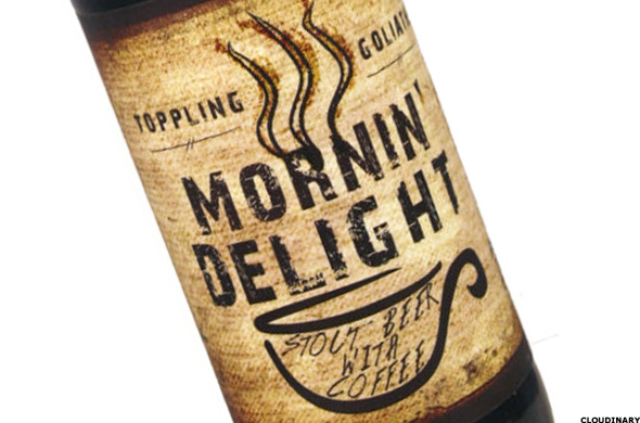 Toppling Golaith Mornin' Delight