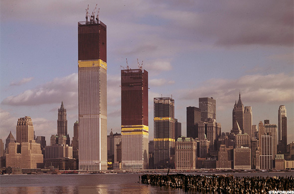 how to build the freedom tower