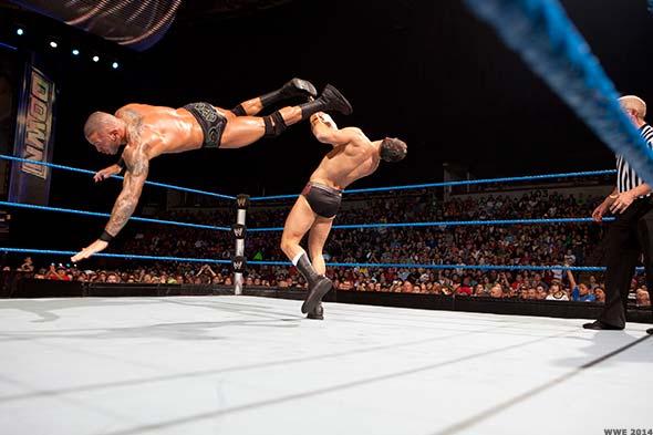 Cody Rhodes – Street Fight