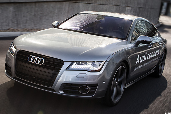Audi has Outdone Google in Race for Self-Driving Car