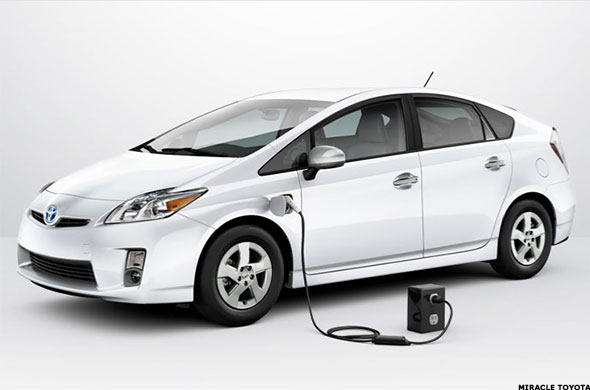 Federal And State Rebates On Hybrid Electric Cars