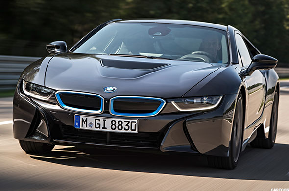 Fourth Most Anticipated 2015 Model: BMW I8. Base Price: $135,700 (excluding  Tax Credits)
