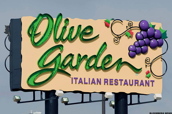 Olive Garden Is the Hill Darden Wants to Die On - TheStreet