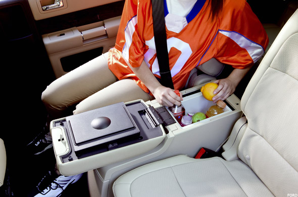 5 Family Friendly Car Features Thestreet
