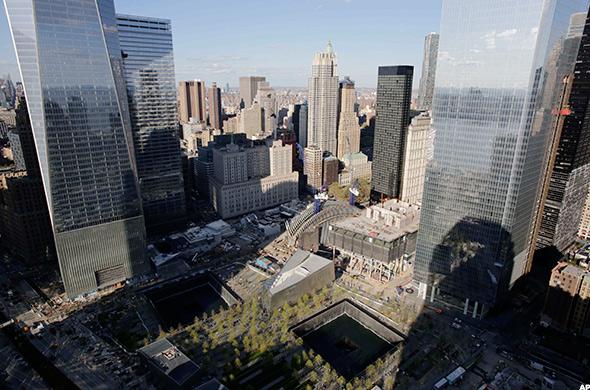 world trade center website before 9 11